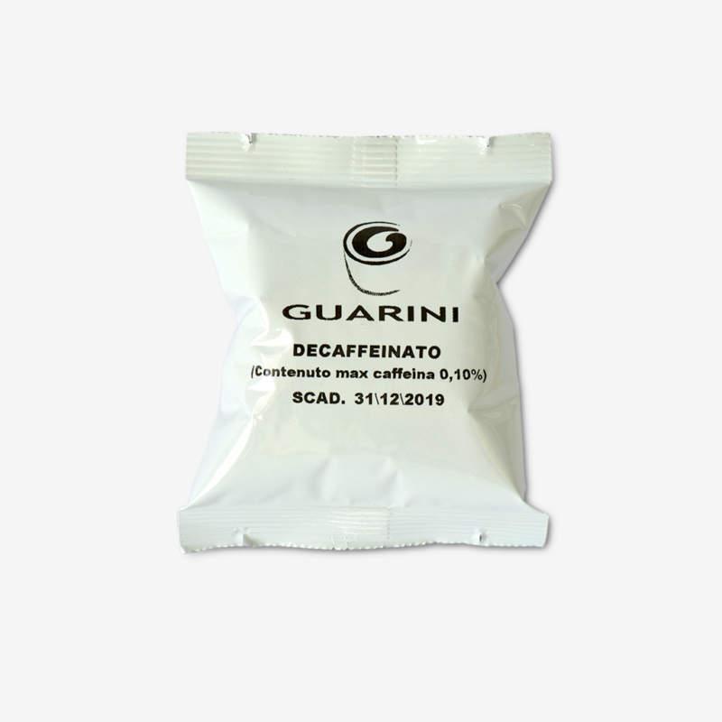capsula caffè decaffeinato Guarini