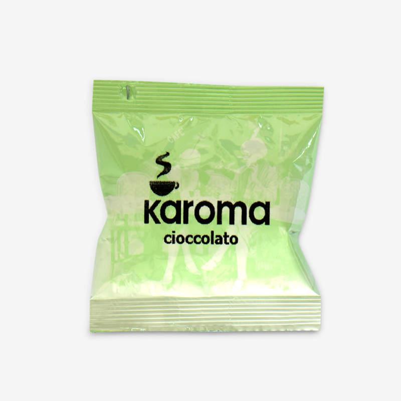 cialda caffè cioccolato Guarini