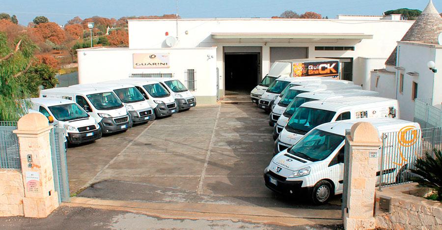 flotta aziendale Guarini