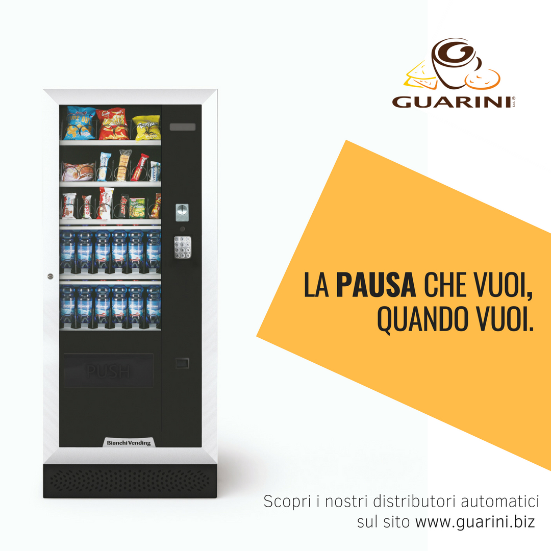 distributore automatico Guarini